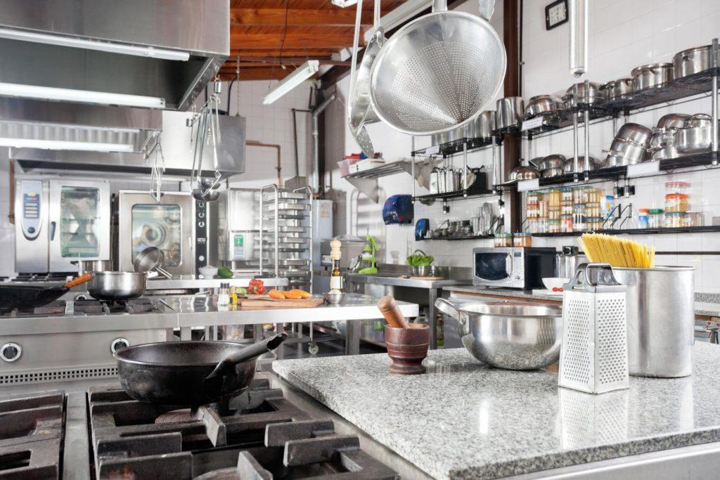 Besoins cuisine professionnelle