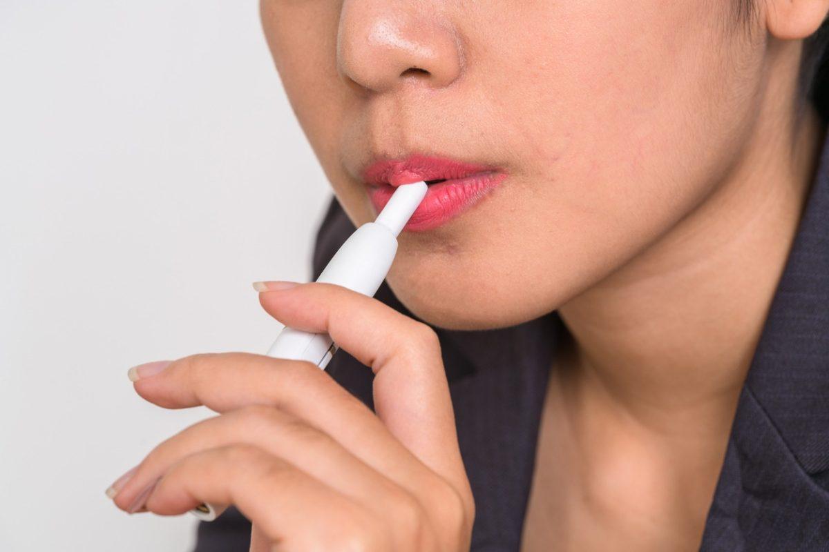 Fumer la nouvelle cigarette IQOS