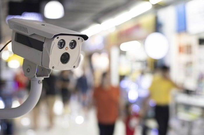 Caméra de vidéo surveillance