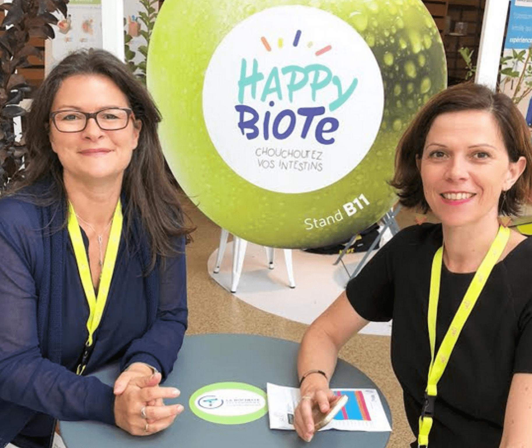 L'équipe de Happy Biote