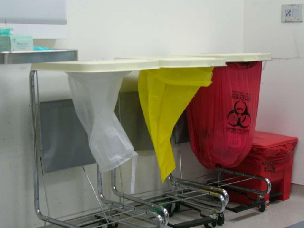 Traitement déchets laboratoire
