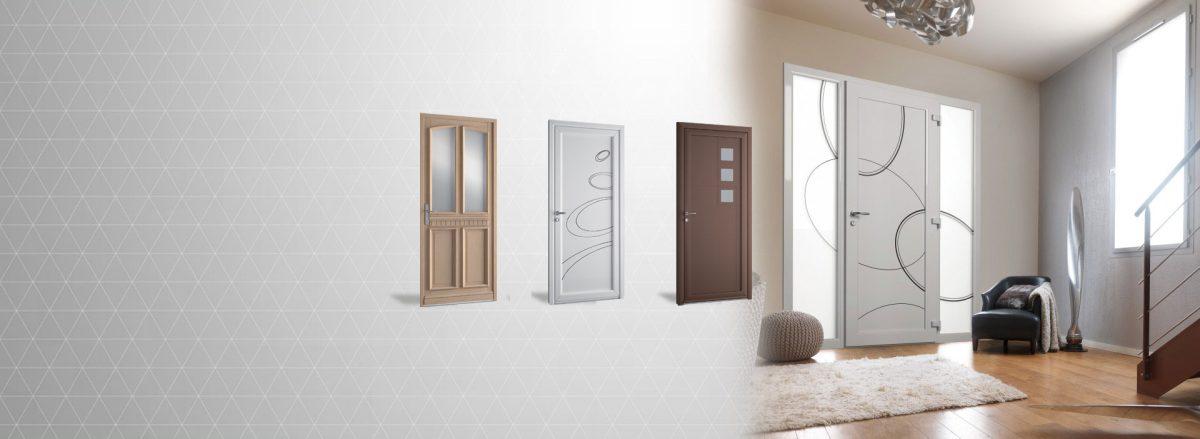 Une sélection de portes d'entrée