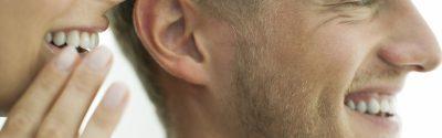 Les problèmes d'audition d'un adulte