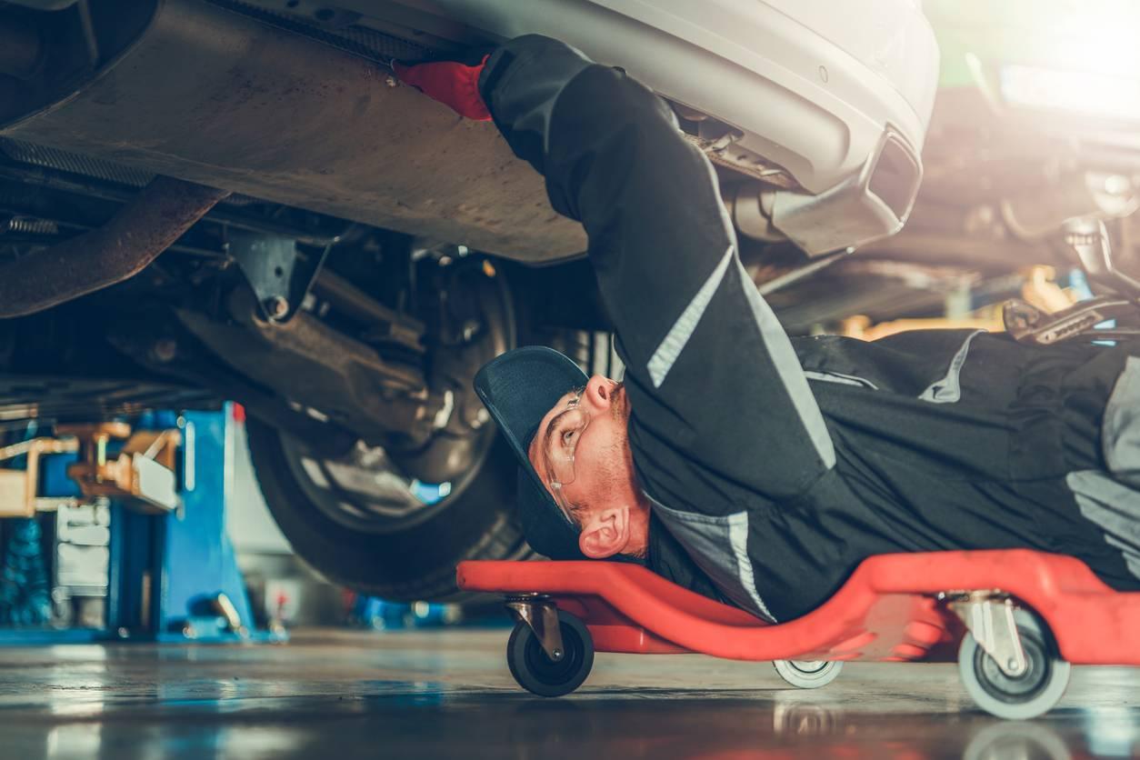 mécanicien auto