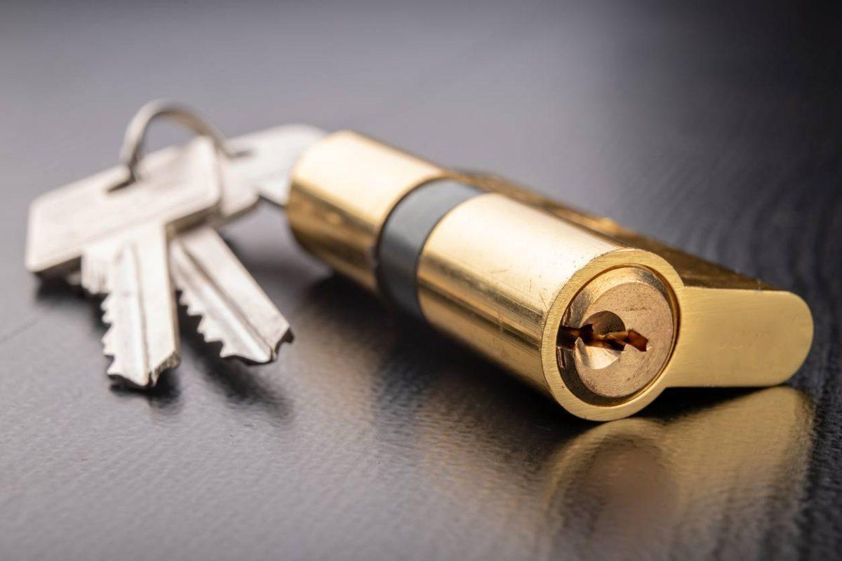 clés serrurier serrure