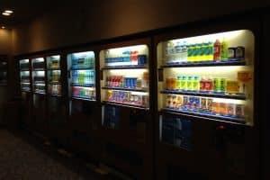 distributeur automatique de boisson