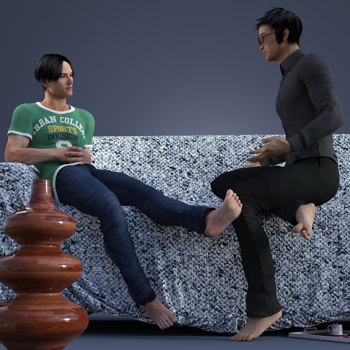 homme rencontre gay cruise à Sevran