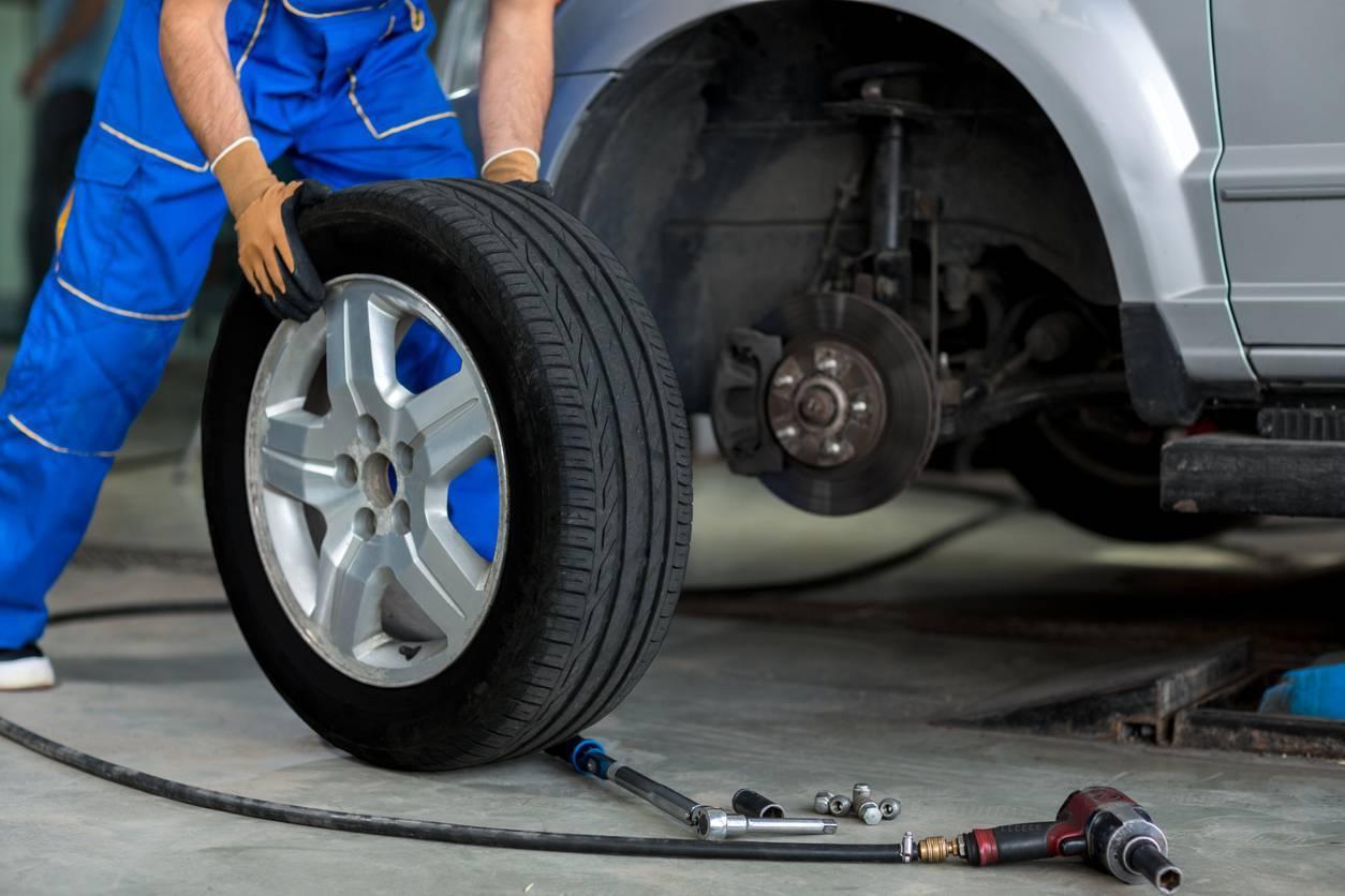 pneu voiture