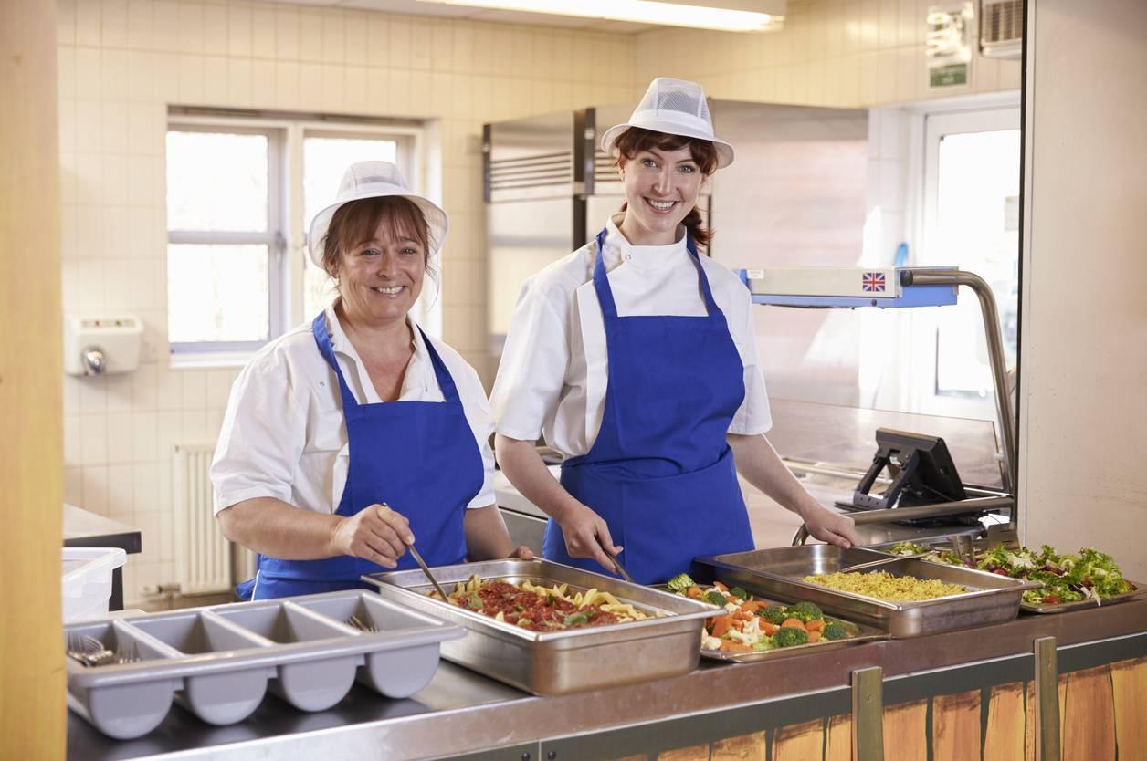 conservation de plats préparés au restaurant