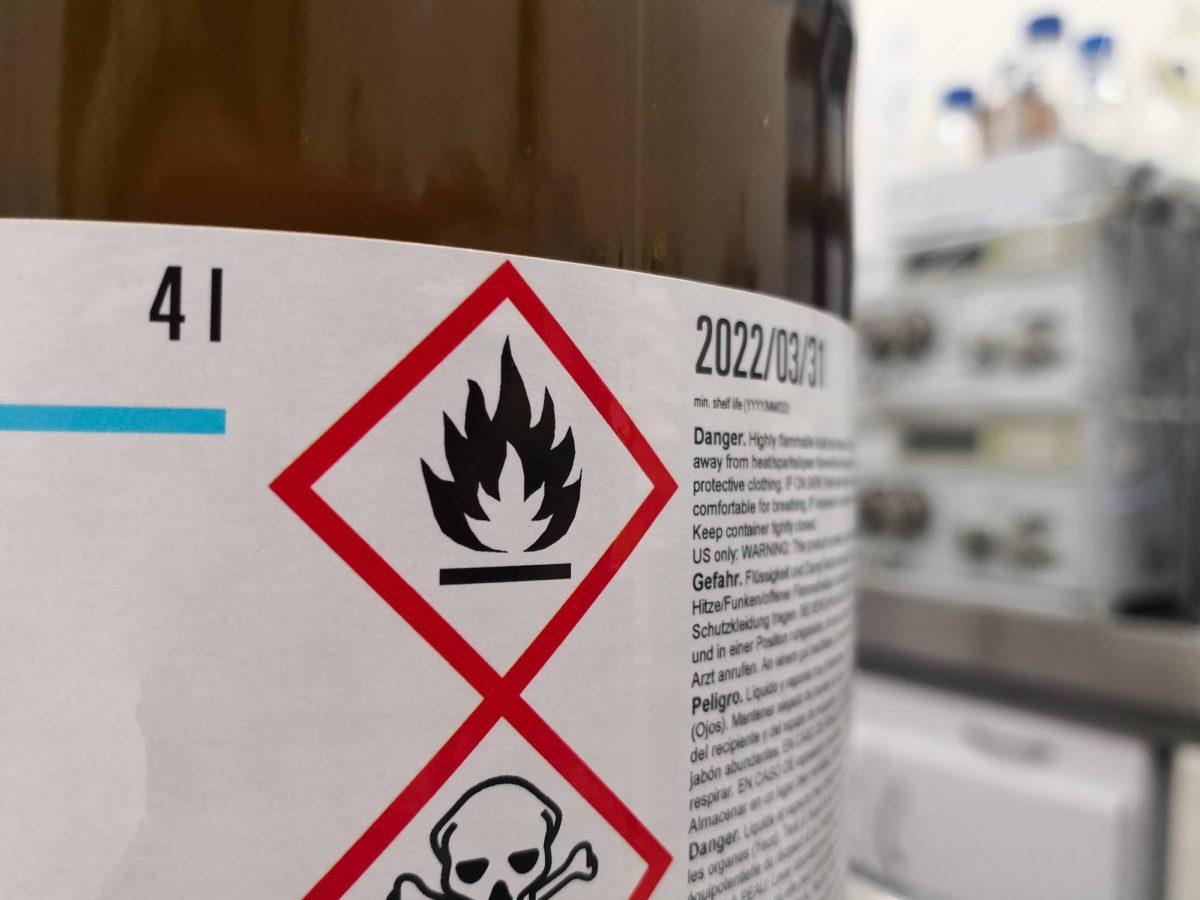 produits toxiques